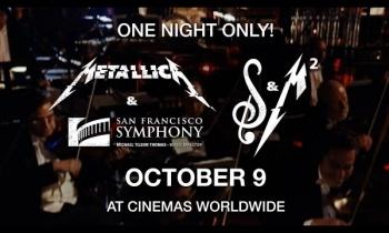Metallica estrenan su película 'S&M2'