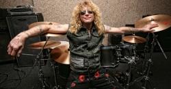 Steven Adler, de Guns N' Roses, cumple 52 años