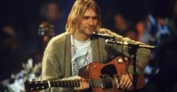 Nirvana, a 27 años de la grabación de su MTV Unplugged