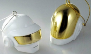 Daft Punk celebran la navidad