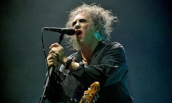 The Cure proyectarán en cines su show de 40 Aniversario