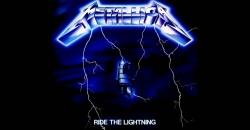 Metallica, a 35 años de grabar 'Ride The Lightning'