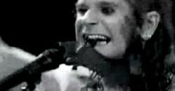 Ozzy Osbourne, 36 años de morder un murciélago en pleno show