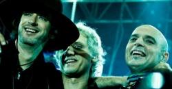 Soda Stereo, a once años de su última gira Me Verás Volver