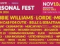 Se viene el Personal Fest 2018