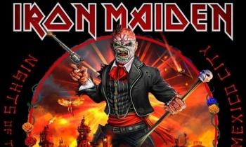 Iron Maiden anuncian disco en vivo 'Nights Of The Dead'