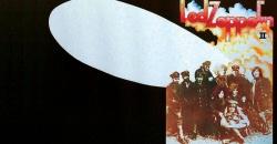 Led Zeppelin, a 47 años de 'Led Zeppelin II'