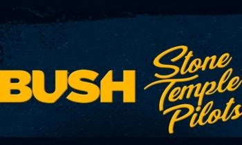 Stone Temple Pilots y Bush, listos para su show en Ciudad de México