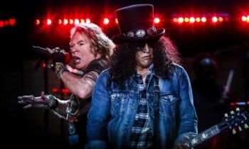 Guns N' Roses realizarán su nuevo álbum al terminar tour