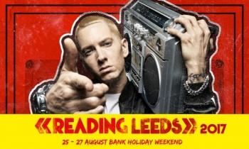 Eminem y más de 70 bandas anunciadas para Reading & Leeds Festival 2017