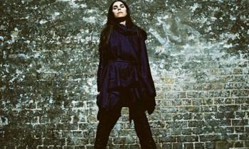 PJ Harvey se encuentra componiendo nuevos temas