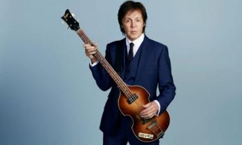 ¡Paul McCartney, de nuevo en Sudamérica!