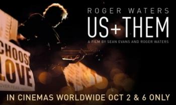 Roger Waters ha estrenado su película 'Us + Them'