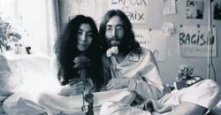 48 años de la boda de John Lennon con Yoko Ono