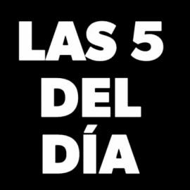 QRP TV - Las 5 Noticias del Día