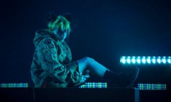 Billie Eilish debutó por fin en Latinoamérica