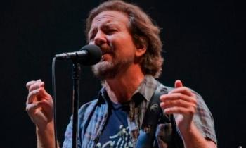 Se viene la gira solista de Eddie Vedder
