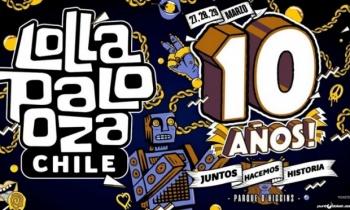 Lollapalooza Chile 2020 anuncia su line up