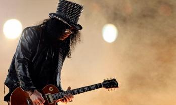 Slash desea el nuevo álbum de Guns N' Roses
