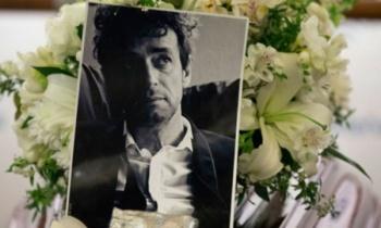 Gustavo Cerati, recordado en su tumba