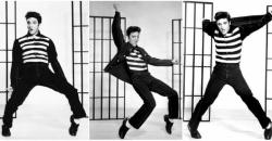 Elvis Presley, a 63 años del clásico 'Jailhouse Rock'