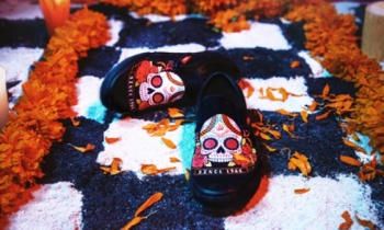 Vans presenta nueva colección inspirada en el Día de Muertos