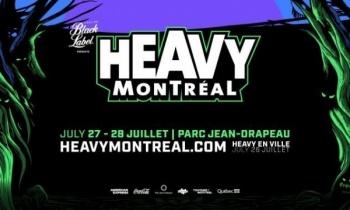 Slayer, Evanescence, Ghost confirmados para el festival Heavy Montreal