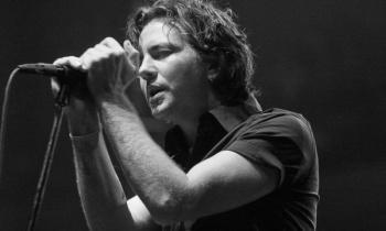 Eddie Vedder, el gran líder y vocalista de Pearl Jam