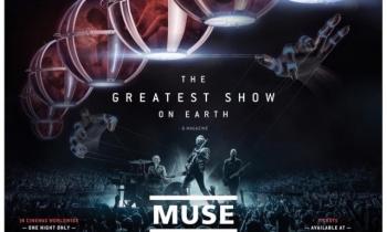 Muse anuncian el estreno de su nueva película