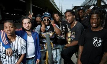 A$AP Mob compartieron el video oficial de 'Feels So Good'