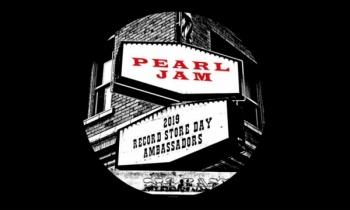 Pearl Jam, embajadores para Record Store Day 2019