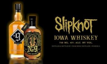 Slipknot anuncian su propia marca de whiskey