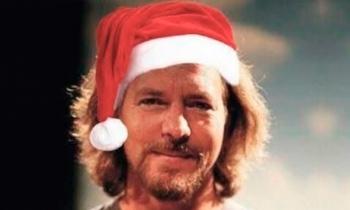 De cuando Eddie Vedder salvó la Navidad de una familia