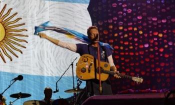 Coldplay y su homenaje a Soda Stereo en Argentina