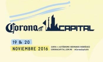 Se viene el Corona Capital 2016