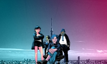 Gorillaz presentaron en vivo 'The Now Now'