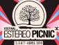 Estéreo Picnic completa el line up para su Décimo Aniversario