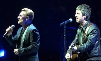 U2 y Noel Gallagher confirman gira por Latinoamérica