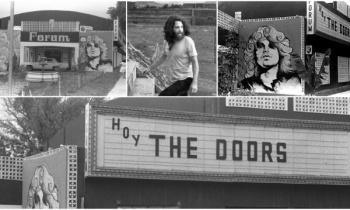 Jim Morrison y su épico y tumultuoso show en México