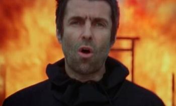 Liam Gallagher presenta el video de su single 'Shockwave'