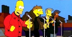 ¡Los Simpson cumplen 30 años!