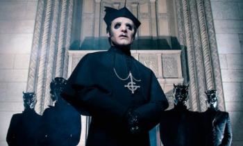 Ghost comenzarán a grabar su nuevo álbum en enero de 2020