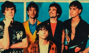 The Strokes lanzan su nuevo single 'Ode To The Mets'