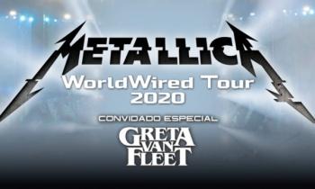 Metallica regresarán a Suramérica en 2020