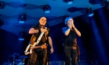Inició la gira 'Gracias Totales' de Soda Stereo