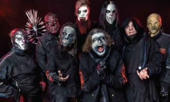 Slipknot, listos para su gira en Latinoamérica