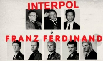 Interpol y Franz Ferdinand se presentarán juntos en México
