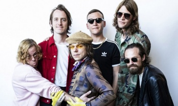 Cage The Elephant y el éxito de su single 'Social Cues'