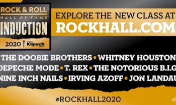 Salón de la Fama del Rock prepara su especial con la clase 2020