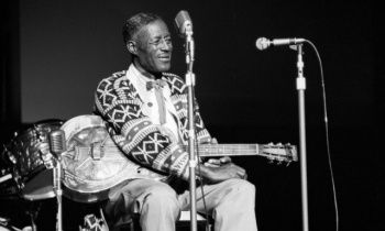 Muere Son House, leyenda del Blues
